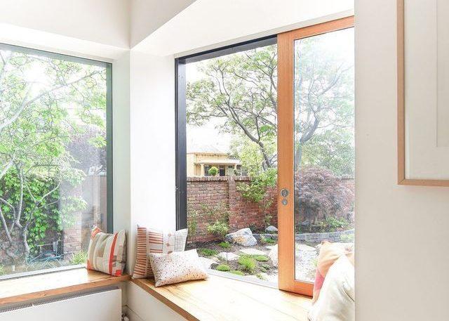 Fenêtre Bois / Aluminium